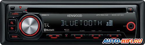 Автомагнитола Kenwood KDC-BT30