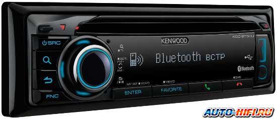 Автомагнитола Kenwood KDC-BT50U