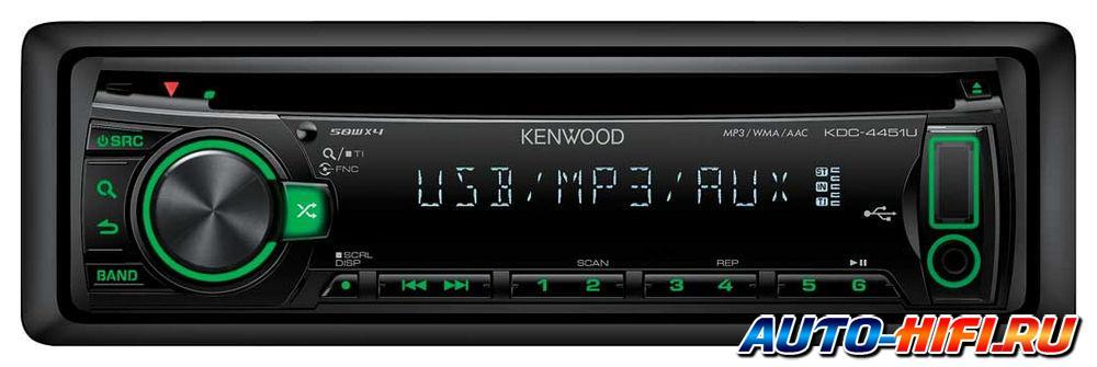 инструкция по эксплуатации kenwood kdc-4451u