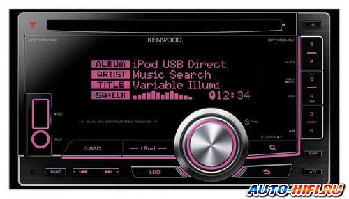 Автомагнитола Kenwood DPX504U