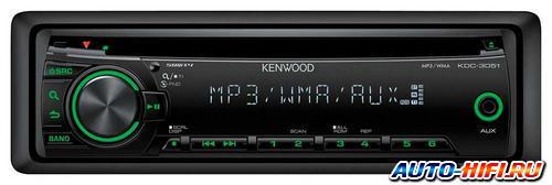 Автомагнитола Kenwood KDC-3051GY