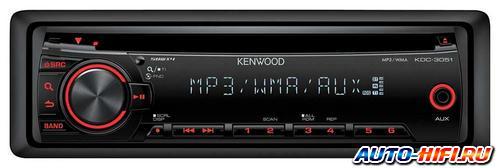 Автомагнитола Kenwood KDC-3051R