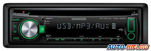 Автомагнитола Kenwood KDC-4051UG