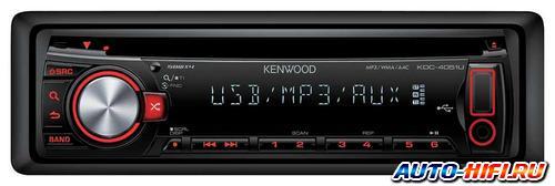 Автомагнитола Kenwood KDC-4051UR