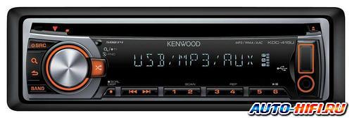 Автомагнитола Kenwood KDC-415UA