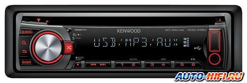 Автомагнитола Kenwood KDC-415UR