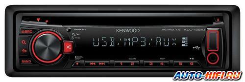 Автомагнитола Kenwood KDC-4251URY