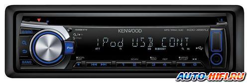 Автомагнитола Kenwood KDC-4551UB