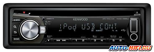 Автомагнитола Kenwood KDC-455UW