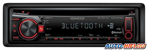 Автомагнитола Kenwood KDC-BT31U