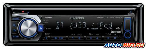 Автомагнитола Kenwood KDC-BT41U
