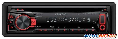 Автомагнитола Kenwood KDC-3054URY