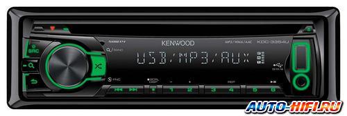 Автомагнитола Kenwood KDC-3354UGY