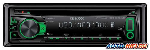 Автомагнитола Kenwood KDC-3454UQ