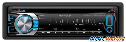 Автомагнитола Kenwood KDC-4554U