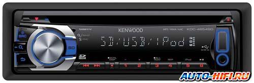 Автомагнитола Kenwood KDC-4654SD