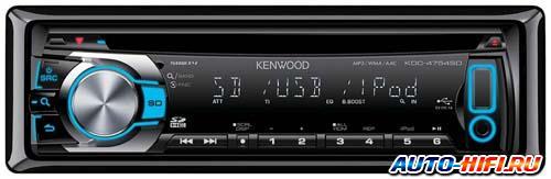 Автомагнитола Kenwood KDC-4754SD