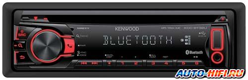 Автомагнитола Kenwood KDC-BT32U
