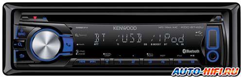 Автомагнитола Kenwood KDC-BT42U