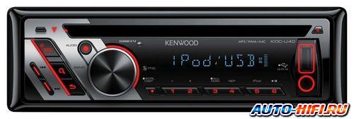 Автомагнитола Kenwood KDC-U40R
