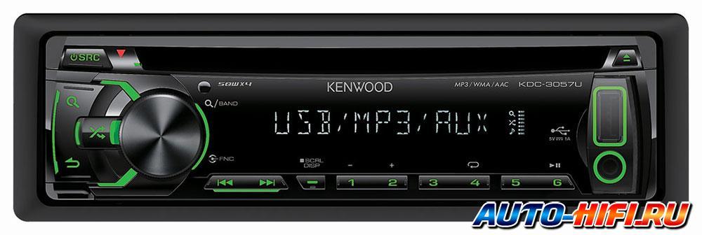 Kenwood Kdc-3057u инструкция - фото 3