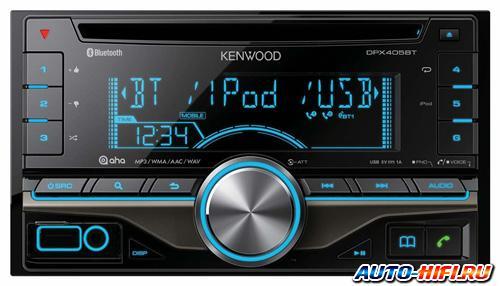Автомагнитола Kenwood DPX405BT