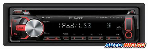 Автомагнитола Kenwood KDC-4057UR