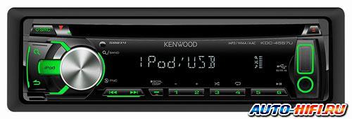 Автомагнитола Kenwood KDC-4557U