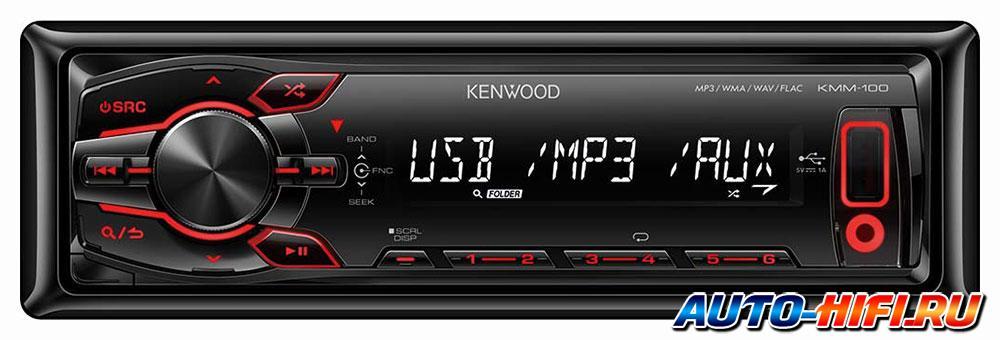 инструкция kenwood kmm-100ry