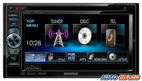 Автомагнитола Kenwood DDX5055BT