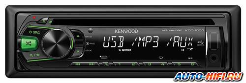 Автомагнитола Kenwood KDC-100Q