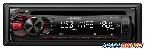 Автомагнитола Kenwood KDC-120RY