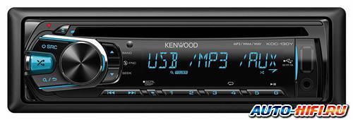 Автомагнитола Kenwood KDC-130Y