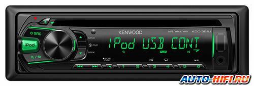 Автомагнитола Kenwood KDC-361U