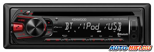 Автомагнитола Kenwood KDC-BT34U