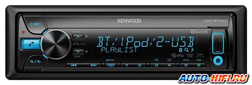 Автомагнитола Kenwood KDC-BT44U