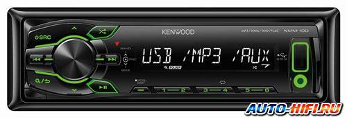 Автомагнитола Kenwood KMM-100GY