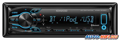 Автомагнитола Kenwood KMM-302BT