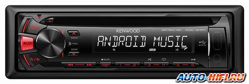 Автомагнитола Kenwood KDC-121RY