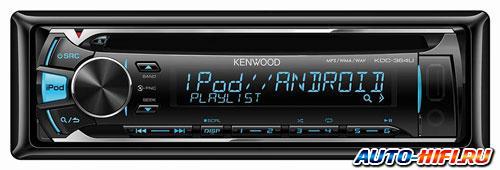 Автомагнитола Kenwood KDC-364U