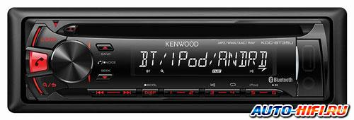 Автомагнитола Kenwood KDC-BT35U