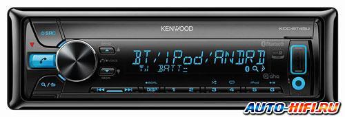Автомагнитола Kenwood KDC-BT45U