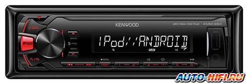 Автомагнитола Kenwood KMM-264