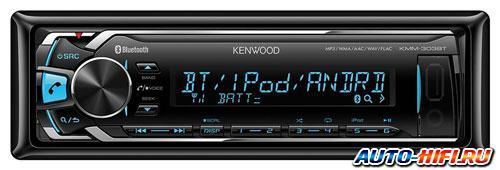 Автомагнитола Kenwood KMM-303BT