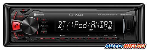 Автомагнитола Kenwood KMM-BT35