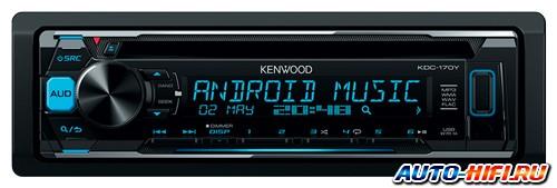 Автомагнитола Kenwood KDC-170Y