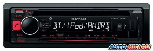 Автомагнитола Kenwood KDC-BT500U