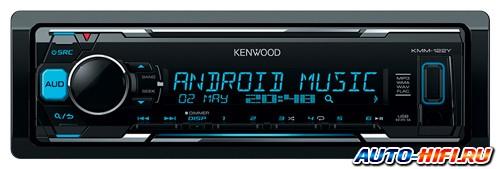 Автомагнитола Kenwood KMM-122Y