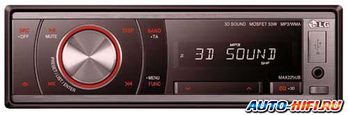 Автомагнитола LG MAX225UB