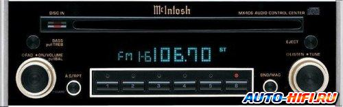 Автомагнитола McIntosh MX406